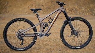 Bike build: Trek Slash