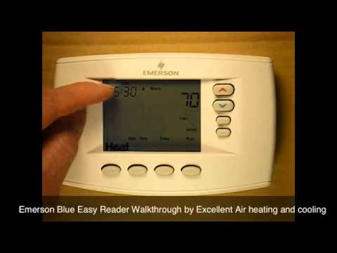 Emerson Blue Easy Reader Walkthrough