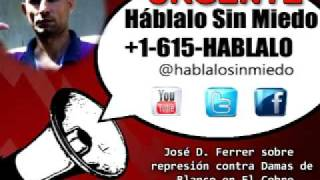 #Cuba: URGENTE Represión y golpiza a Damas de Blanco en