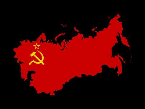 Anthem of the Soviet Union (rare instrumental version)