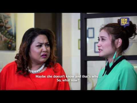 #3GadisManis - Episod 5 - Tamparan Gadis