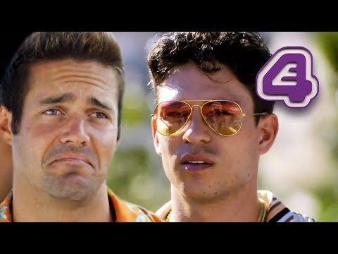Joey Essex & Spencer Matthews Clash & Get Off To A Disastrous Start! | Five Star Hotel