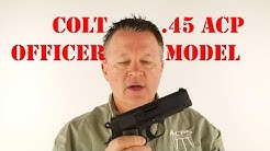 Colt 1911 Officers Model