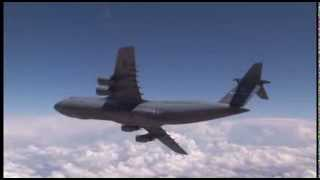 C-5M Super Galaxy B Roll