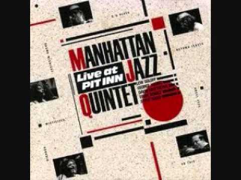 ANGEL EYES   Manhattan Jazz Quintet