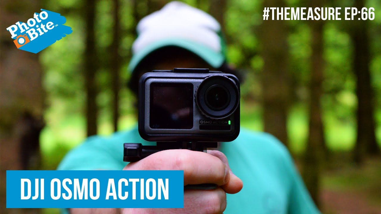 DJI OSMO Action: In-Depth Review of DJI's First Action Camera Smart