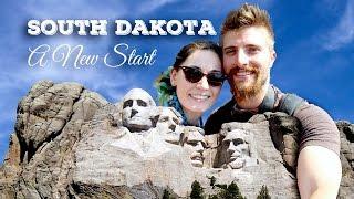 South Dakota : Mountains! Badlands! Boondocking!