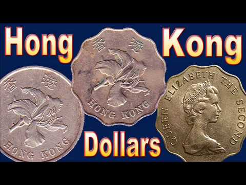 Exclusive : Old Hong Kong Dollars Coins : Must Watch