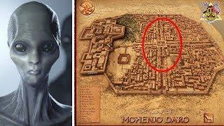 Did aliens bombed Mohenjo Daro ?  How was mohenjo Daro & Harappan civilization Destroyed?