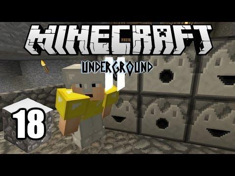 Minecraft Indonesia - Underground 2 : Dispenser Mantap! (18)