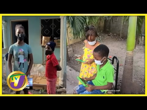 Life in the Pandemic | Children of Covid | TVJ News - Sept 8 2021