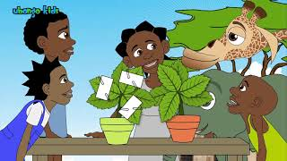 Watch Ubongo Kids Scientist Song on KidPositive TV – African Educational Cartoon From Tanzania