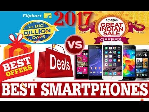 Flipkart vs Amazon ! Best Smart Phone Mobile Offers Deals & Discounts! Redimi,Lenovo,samsung,Moto
