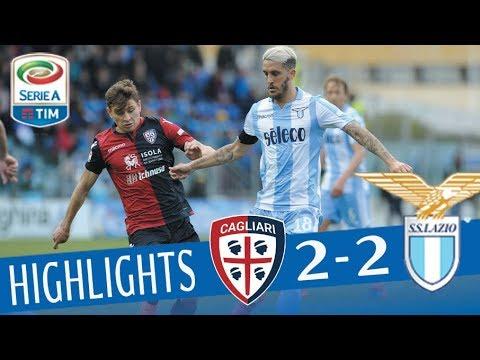 Cagliari - Lazio 2-2 - Highlights - Giornata 28 - Serie A TIM 2017/18