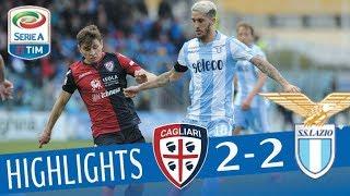 Cagliari - Lazio 2-2 - Highlights - Giornata 28 - Serie A TIM 2017/18 streaming