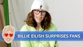 Download Billie Eilish Surprises Her Fans Mp3 and Videos