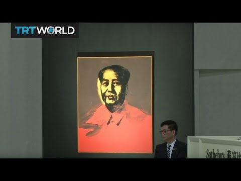 Mao Portrait Auctioned: Iconic Andy Warhol painting sold at auction