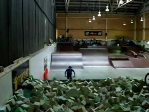 A Day At Monster Skatepark Foamy Sesh