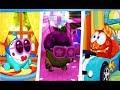 АМ НЯМ НОВЫЕ СЕРИИ #54 – МУЛЬТИК My Om Nom мой виртуальный питомец игра мультик #Мобиль�