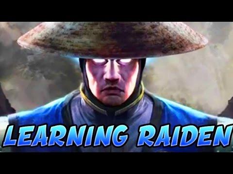 "Mortal Kombat X: THE THUNDER GOD LORD RAIDEN - Mortal Kombat XL ""Raiden"" Gameplay"