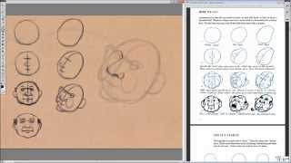 Loomis Study Series - Fun With A Pencil Part 1