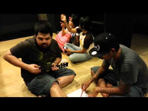 Guntur + Bobby Kool - White Town (Superman Is Dead) (ukulele)