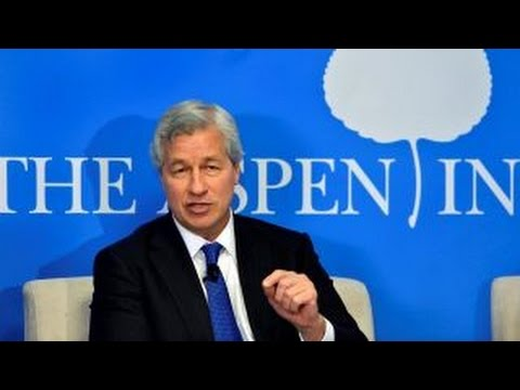 JPMorgan Chase CEO Jamie Dimon on reform of Dodd-Frank