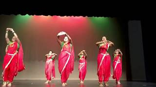 Lavani Dance, Apsara Aali, Mala Jau Dya Na Ghari