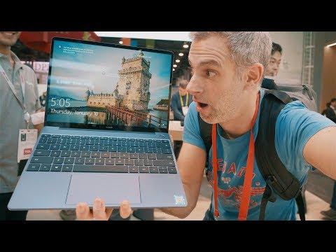 Huawei Matebook 13 - Peut-il Tuer le MacBook Air d'Apple ?