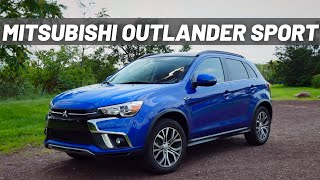 2018 Mitsubishi Outlander Sport - Is It Worth It? | REVIEW