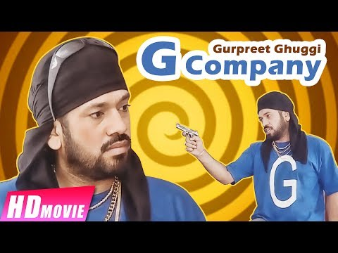 G Company (Full Comedy Movie) Gurpreet Ghuggi | Latest Punjabi Movie | New Punjabi Movies