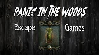 Panic In The Woods The Witness - Escape Game
