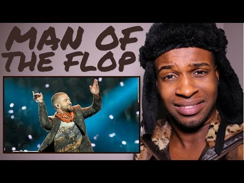THE ROAST OF THE SUPER BOWL HALFTIME SHOW 2018