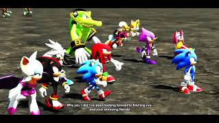 Sonic Forces: Infinite Theme (Full version)