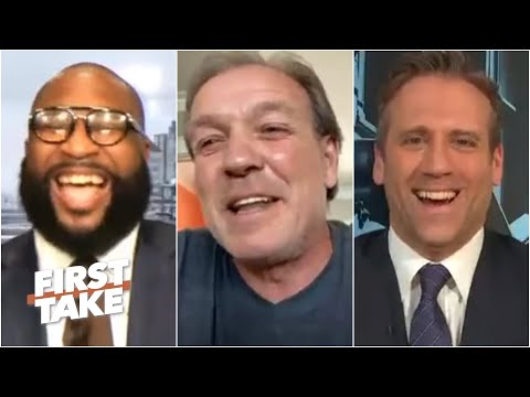 Jimbo Fisher Dishes On What Marcus Spears Was Like To Recruit   First Take