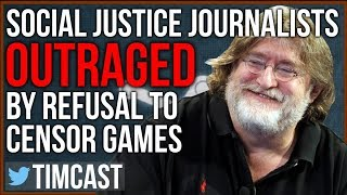 Social Justice Journalists Outraged Over Refusal to Censor Games