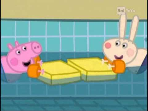 Peppa pig 2x20 la piscina youtube - Peppa pig piscina ...