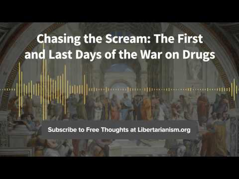 Episode 133: Chasing the Scream: The First and Last Days of the War on Drugs (with Johann Hari)