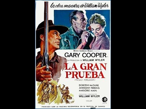 La gran prueba. Película completa en español.