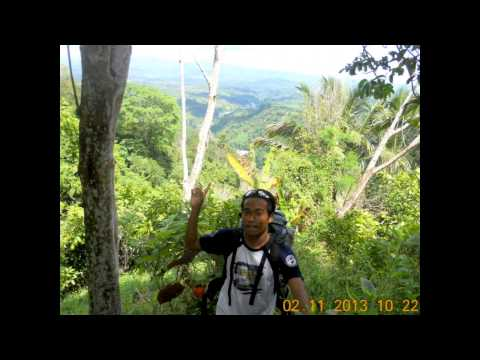 MT. TIPOLOG LOST VOLCANO by CRISDON BAUYOT of MATI OUTDOOR CLUB