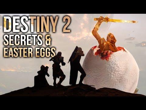 [ТОП] 10 секреток и пасхалок в Destiny 2 thumbnail
