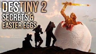 [ТОП] 10 секреток и пасхалок в Destiny 2
