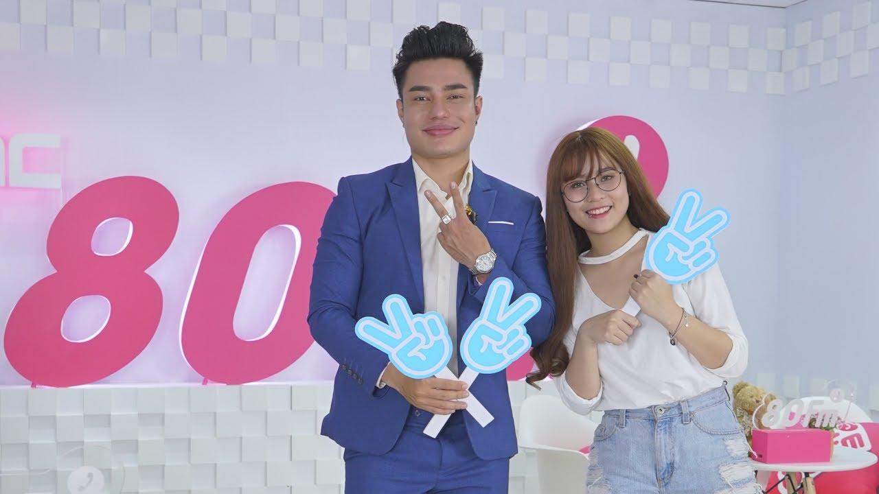 """Talkshow """"Fantastic Baby"""" Lê Dương Bảo Lâm Ft. Misthy    80FM Season 2 -  Tập 4 - Part 1"""