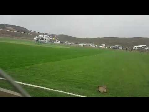 Video De La Caída Del Elicoptero Del Presidente Evo Morales