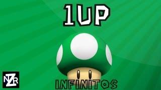 1 Up infinitos - Mundo 2-5 (World 2-5) - New Super Mario Bros Wii