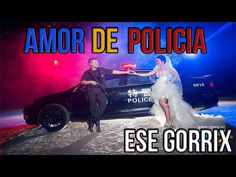 AMOR de POLICIA - Rap Romantico - Ese Gorrix - Para Dedicar [AMOR] 2018