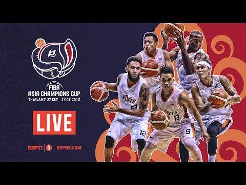 Mono Vampire def. Meralco Pilipinas, 100-92 (REPLAY VIDEO) FIBA Asia Champions Cup 2018