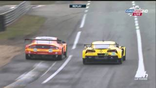 24 Hours of Le Mans 2015 Full Highlights