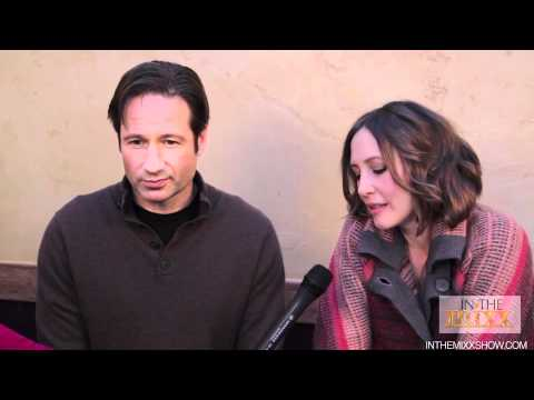 Exclusive! David Duchovny and Vera Farmiga Interview at Sundance 2012!