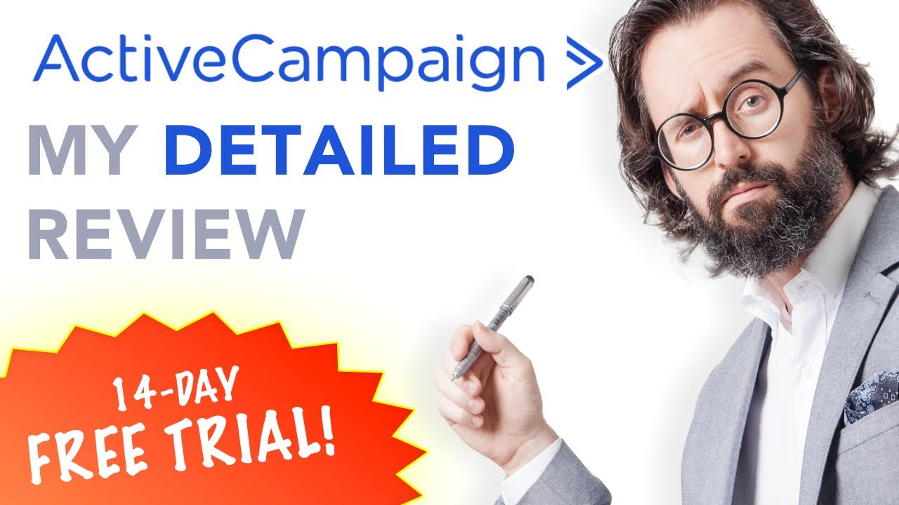 Series Review Active Campaign Email Marketing